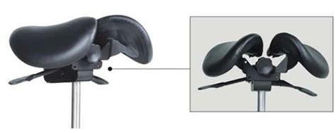 Kanewell Adjustable Saddle Stool by Kanewell Adjustable Saddle Stool By Kanewell