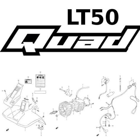 Suzuki Lt50 Parts Uk News Events