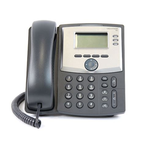 cisco spa 303 desk phone cisco spa303 3 line ip phone