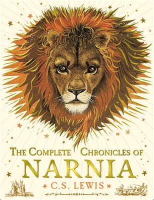 the complete chronicles of narnia by c s lewis p baynes waterstones
