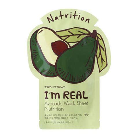 Masker Tony Moly I M Real 12 best sheet masks 2017 firming and hydrating sheet masks