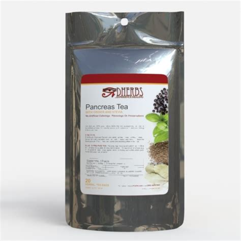 Herbs To Detox The Pancreas by Dherbs Pancreas Tea 40 Grams Ebay