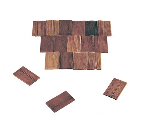 1 square of shingles covers 1 12 scale square shingles 100 per package covers 76 sq in 1 1 4