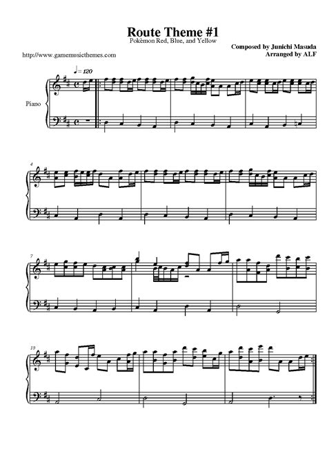 theme songs of pokemon pokemon theme song sheet music i would say this would be