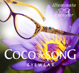 coco song illuminata eyewear coco song glasses buy coco song