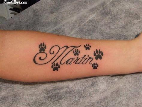 imagenes goticas con nombres tatuaje de nombres mart 237 n huellas