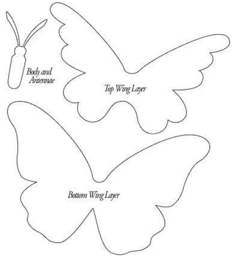 diy place cards template butterfly diy beautiful butterfly decoration from templates