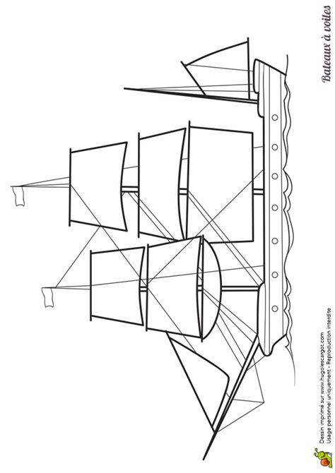 dessin d un bateau à voile dessin 224 colorier d un bateau 224 voiles un yacht