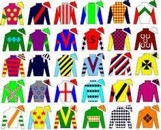 kentucky derby colors jockey silks coloring page coloring melbourne cup and silk