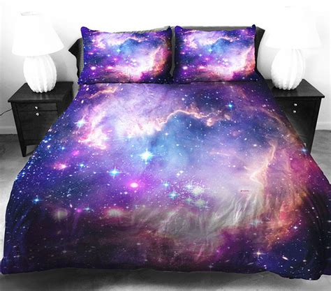 Galaxy Bedding Set by Fantastic 3d Galaxy Bedding Sets Stylish