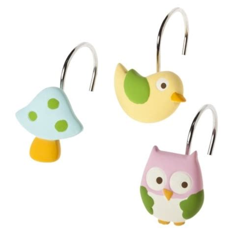 Owl Shower Curtain Hooks by 43 Best Images About Circo 174 N Nature Collection On