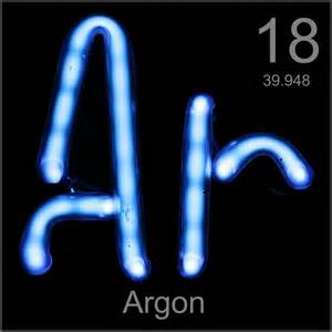 How Many Protons Does Argon Quia The Periodic Table Of The Elements
