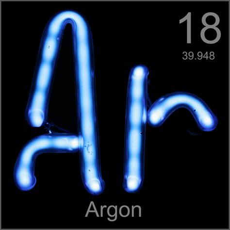 argon color plasma colors