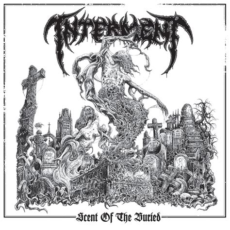 The Buried swedish metalers interment are back