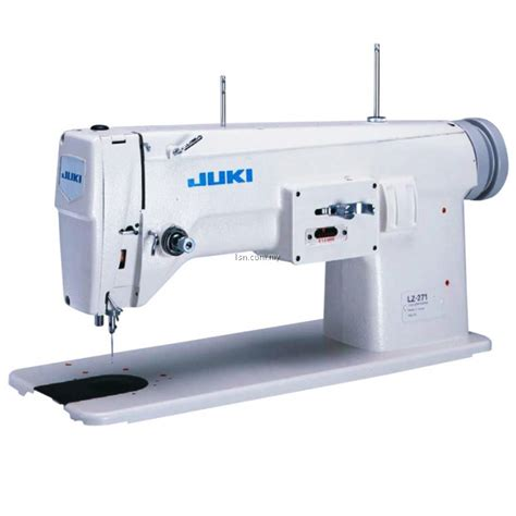Mesin Bordir Lz 271 lsn juki lz 271 lockstitch zigzag stitching and embroidery machine shop