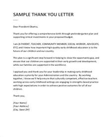 sample personal thank you letter 7 examples in word pdf
