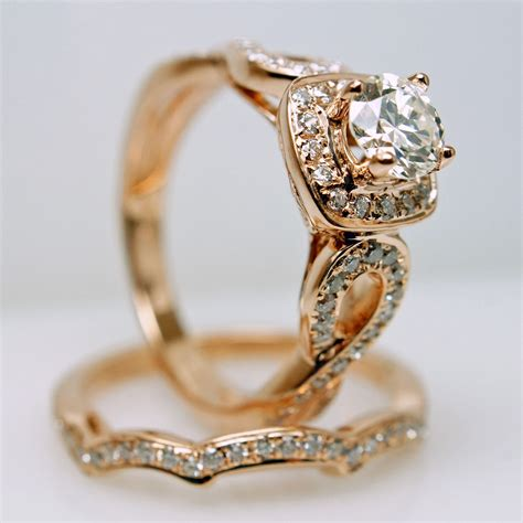 antique gold wedding rings wedding promise