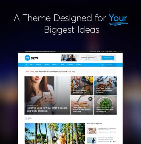 newspaper theme nulled download theme nulled get bitz news publishing theme news