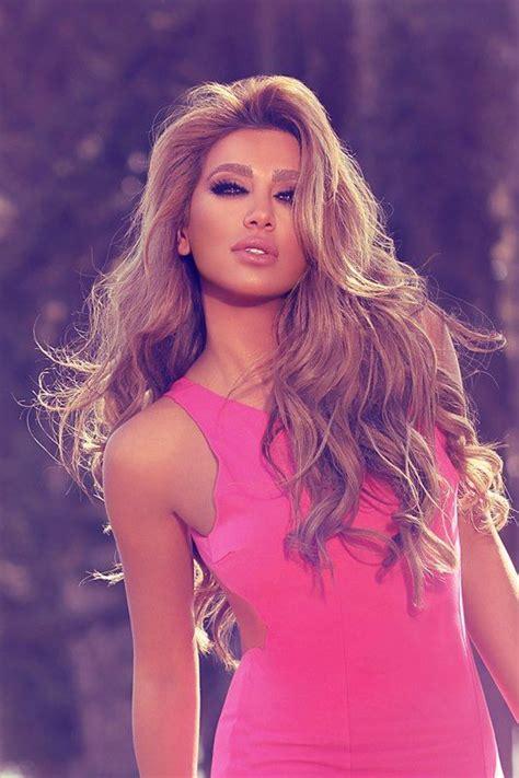 middle eastern hair women wiki maya diab arabic singers and actresses pinterest maya