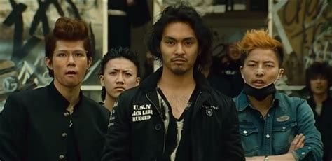 film genji serizawa japan drama review crows explode 2014 no genji no