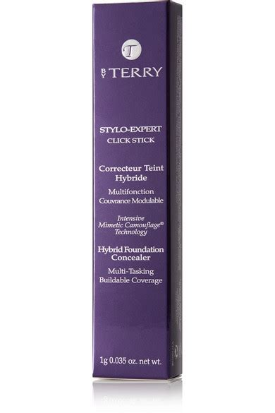 by terry cover expert 8 intense beige by terry stylo expert hybrid foundation concealer