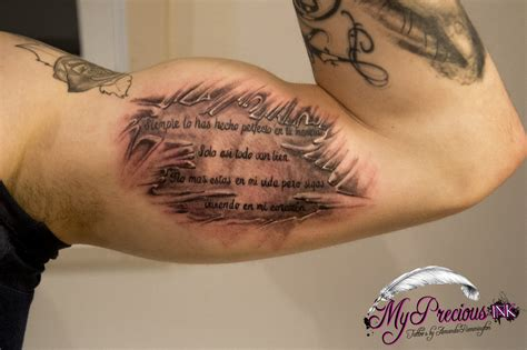 tattoos 3d for men 3d my precious ink