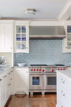 light blue subway tile backsplash kitchens pinterest light blue granite countertop pictures unique