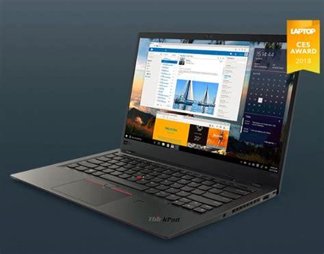 Harga Lenovo Thinkpad X1 jual lenovo thinkpad x1 carbon 6th spesifikasi harga