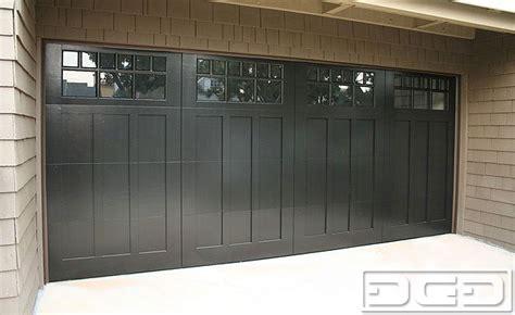 coastal cottage 13 custom architectural garage door