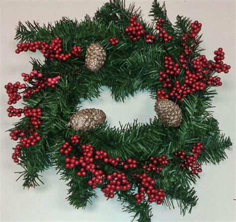191 c 243 mo hacer una corona de navidad para la puerta