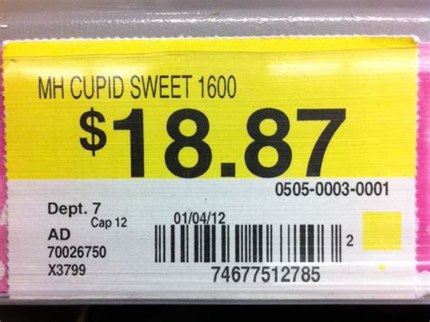 walmart tags anyone find c a cupid during store resets high dolls