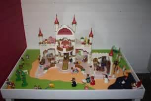 playmobil tisch une table de jeu playmobil avec lack bidouilles ikea