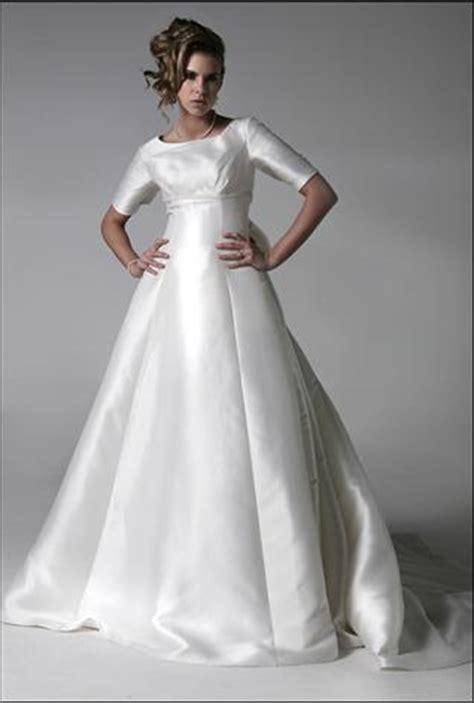 bridal designs modest wedding dresses