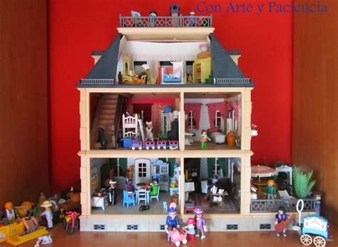 playmobil casa ante todo con arte y paciencia casa 1900 playmobil