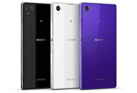 Hp Sony Xperia Kitkat sony xperia z1 with android kitkat 4 4 complete specs softstribe