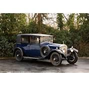 Barker Rolls Royce 20HP Limousine 1928 GKM26