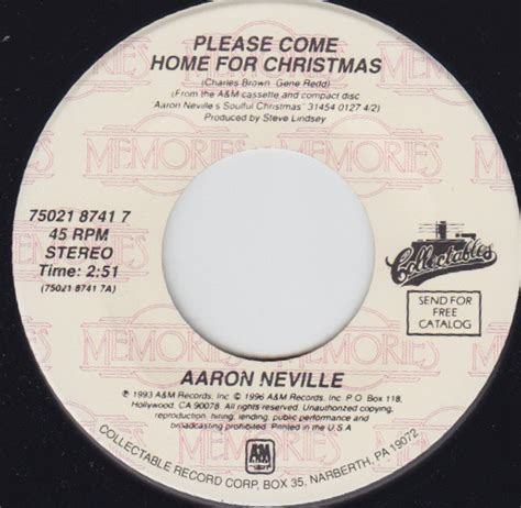 aaron neville come home for louisiana