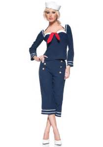 navy halloween costumes womens ship mate costume