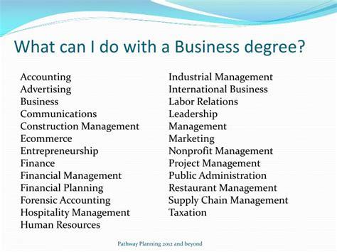 What Can I Do With A Cpa And Mba by Ppt Killester College Vce Vcal Vet Pathways 2012 And