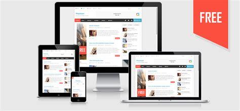 phantom free responsive blogger template arlina design