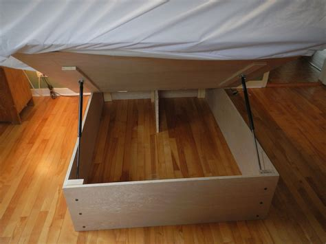 diy bed frame with storage diy storage bed frame 28 images furniture easy diy full size flat platform bed