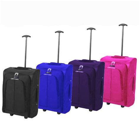 samsonite cabin luggage lightweight more4bagz cabin approved lightweight luggage trolley