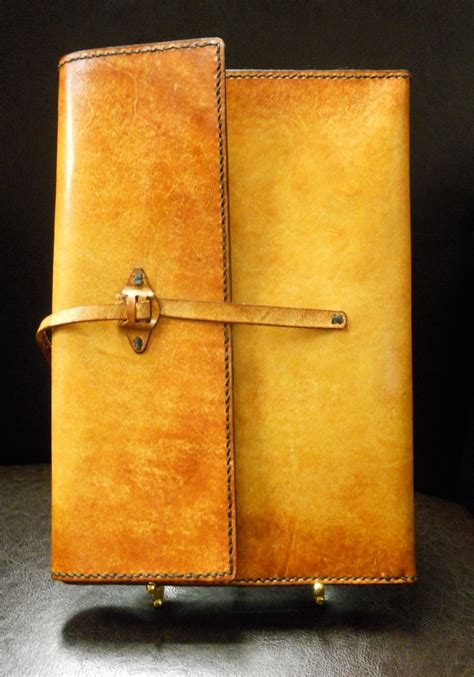 Handmade Kindle Cover - handmade leather kindle cover by mystic leather