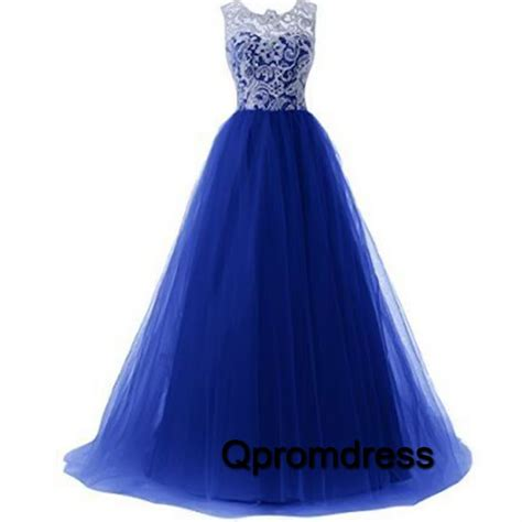 Sweety Lace Dress Blue 18 Lovely 2015 prom dresses homecoming dress 2016 blue tulle poofy
