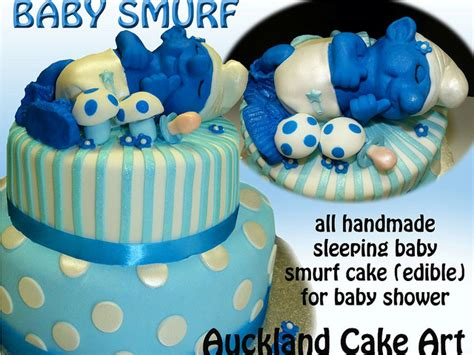 smurf baby shower ideas babywiseguides com