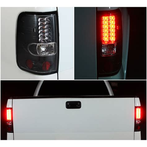 04 08 ford f150 styleside led lights