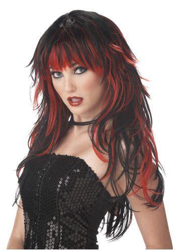 halloween hairstyles pinterest 9 best halloween vire wigs images on pinterest