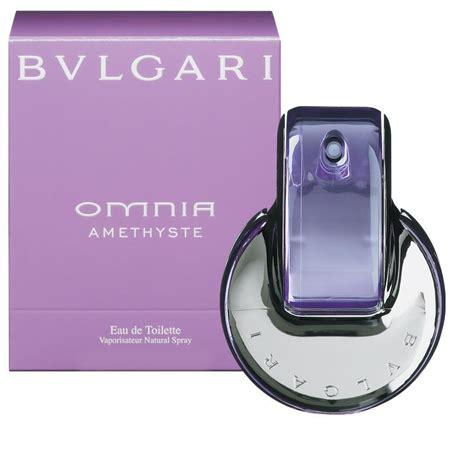 Parfum Bulgari Amethyst omnia amethyste by bvlgari scent sles