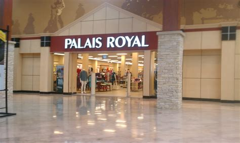 a palais royal in a former linens n things