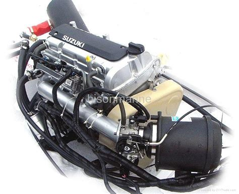 boat engine manufacturers jet boat with 230hp suzuki inboard engine china